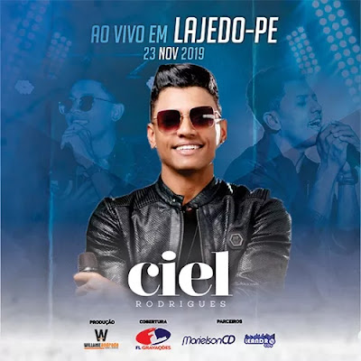 Ciel Rodrigues - Lajedo - PE - Novembro - 2019