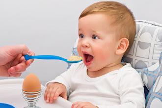 De la ce varsta poate fi introdus oul/galbenusul de ou in alimentatia bebelusului?