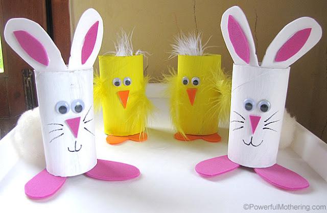 Wielkanocne Ozdoby Zróbcie Je Wspólnie Dziecko I Zabawki