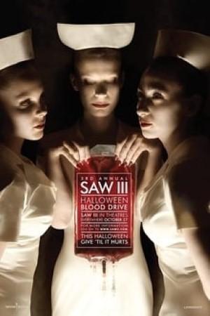 Download Saw III (2006) Dual Audio {Hindi-English} Movie 480p | 720p BluRay 400MB | 1GB