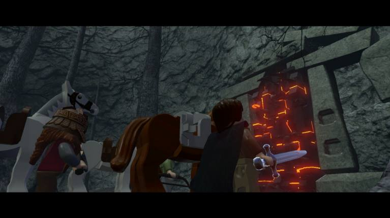 LEGO Lord of the Rings pc full español