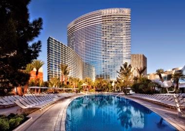 Arizona Girl: My Vegas Style: Aria Las Vegas