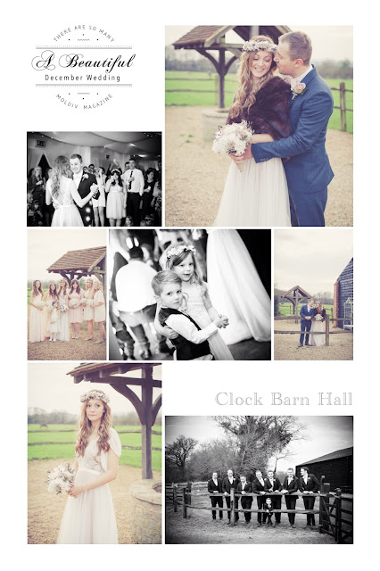 clock barn hall wedding