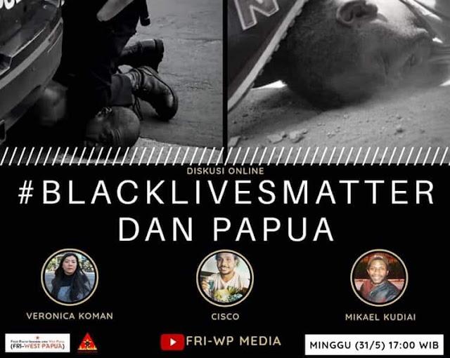 #BlackLivesMatter dan Papua