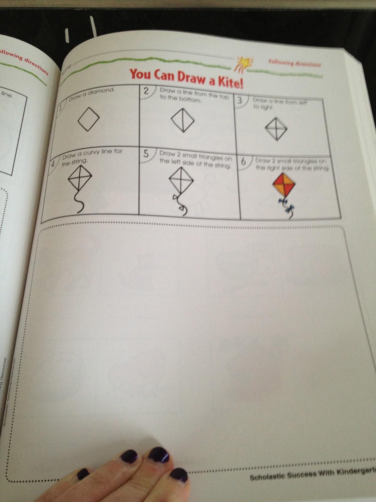 Autism Tank Scholastic Workbooks