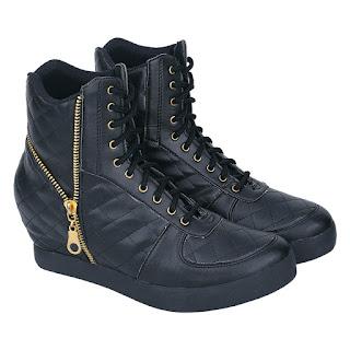 Sepatu Casual Boot Wanita Catenzo AY 605