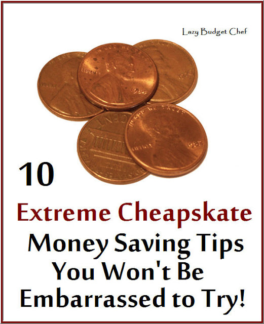 10 Not So Extreme Budget Lessons from Extreme Cheapskates