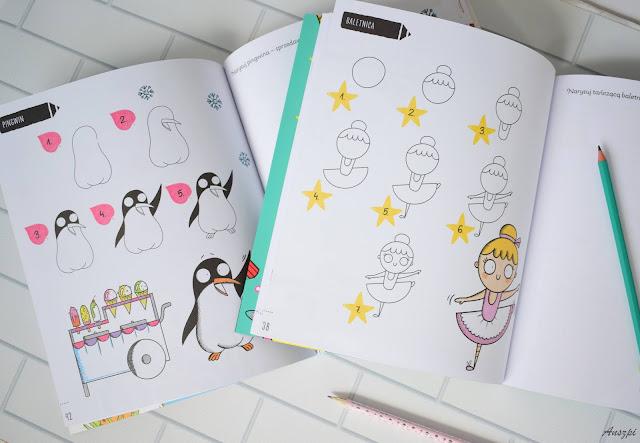 jak nauczyć dziecko rysować
