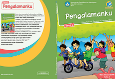 Download Buku K13 Revisi 2017 Semester 2  untuk Kelas 1 SD/MI