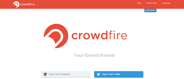 Crowdfire - Free Marketing Tool