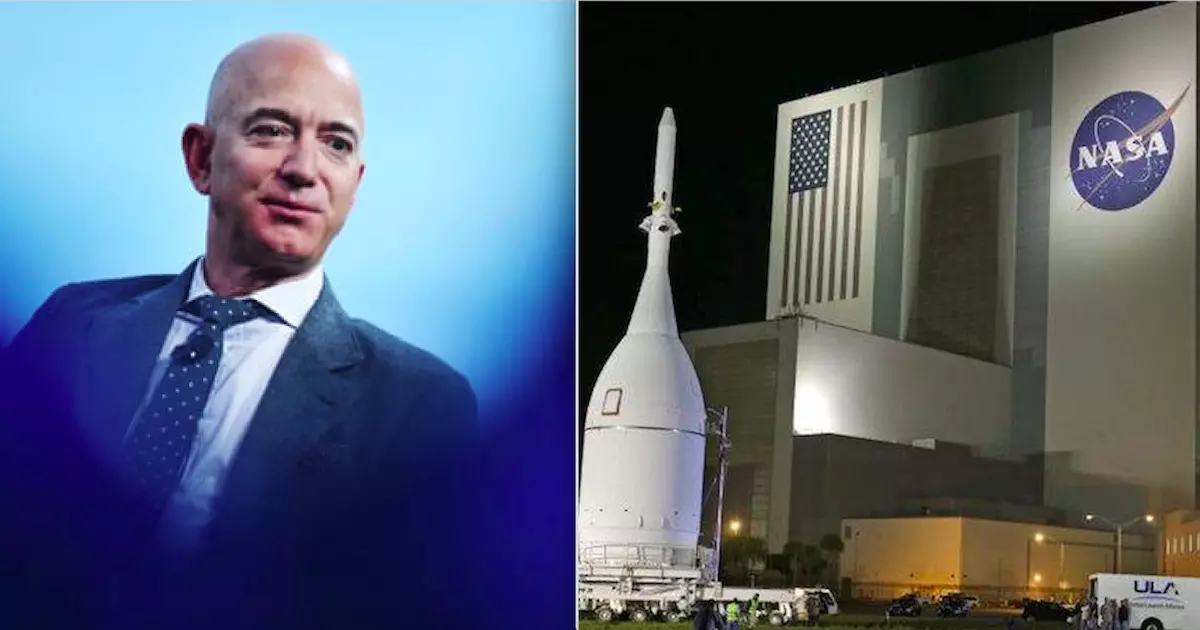 Jeff Bezos Offers $2 Billion To NASA In Exchange For Moon Mission Contract