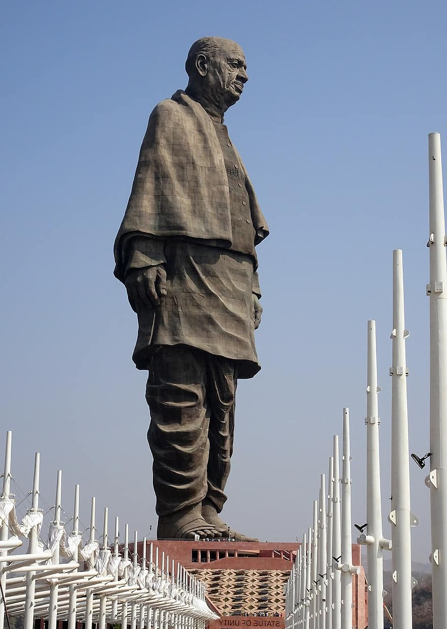 Sardar Vallabhbhai Patel Statue of Unity