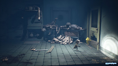 Little Nightmares 2 Review - Gameplay and AI Little Nightmares 2