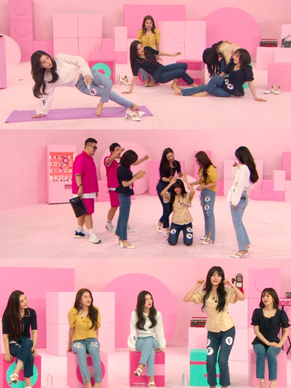 Red Velvet - JTBC Idol Room EP56 - RVid