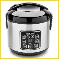 Aroma Digital Rice Cooker Mini