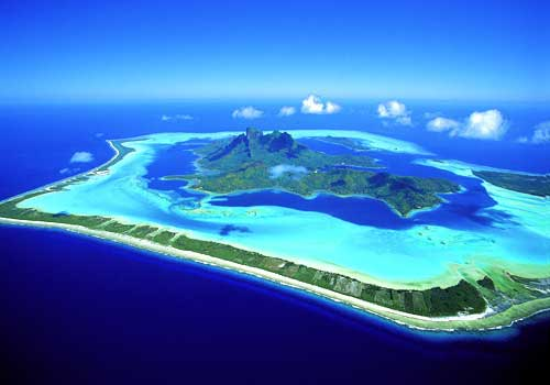 pulau bora - bora