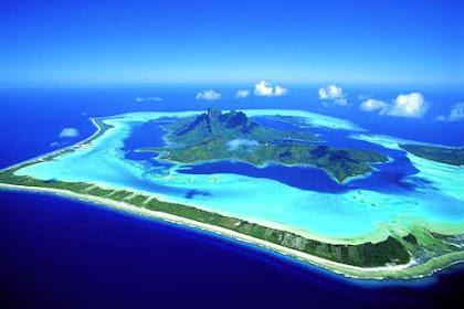 Keindahan Pulau Bora - Bora