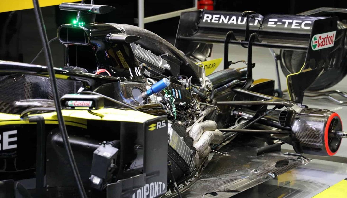 F1 Car Engine cost 2020