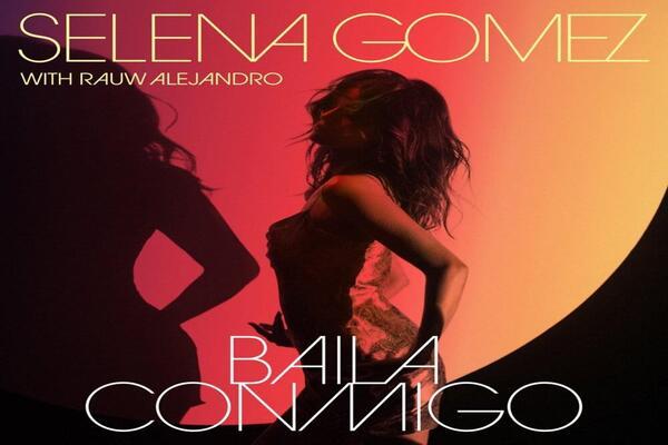 Lirik Lagu Selena Gomez Baila Conmigo dan Terjemahan