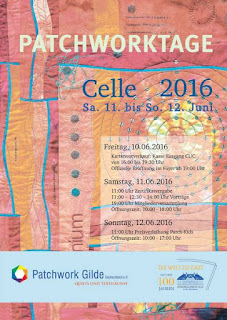 Patchworktage In Celle 2016