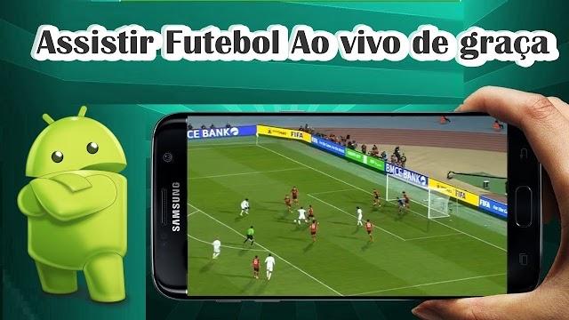 Aplicativo para assistir jogo ao vivo Grátis