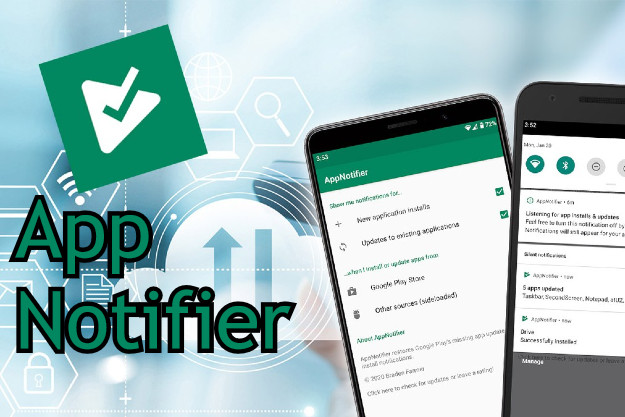 android smartphone updates app