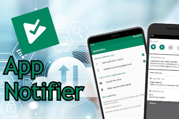AppNotifier - Πως να έχετε πάντα την πιο ενημερωμένη έκδοση εφαρμογών στο κινητό σας