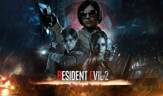 Game PC Terbaik di Tahun 2019 - Resident Evil 2