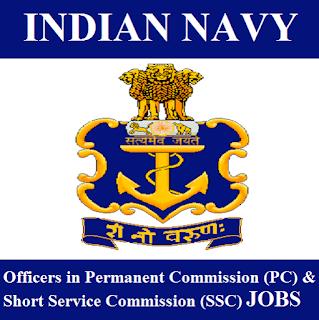 Indian Navy, Nausena Bharti, Force, SSC Officers, Graduation, Offcer, freejobalert, Sarkari Naukri, Latest Jobs, indian navy logo