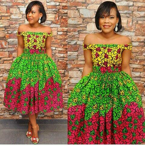 Check Out Latest 2018 Ravishing Ankara Styles Every Lady Should Rock