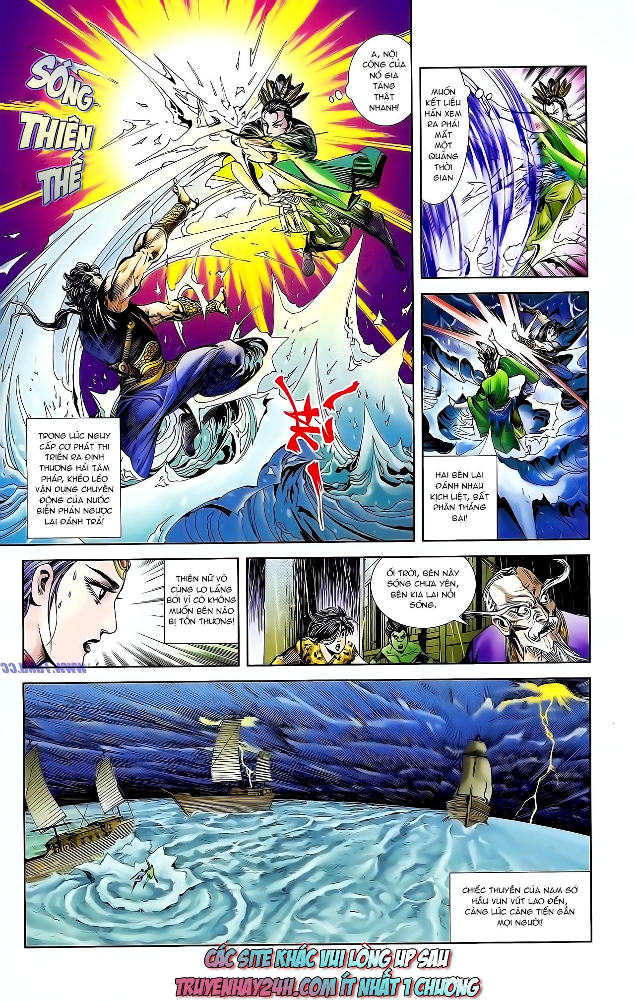 Cơ Phát Khai Chu Bản chapter 128 trang 30