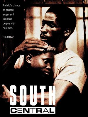 Póster película Al Sur de Los Ángeles - South Central
