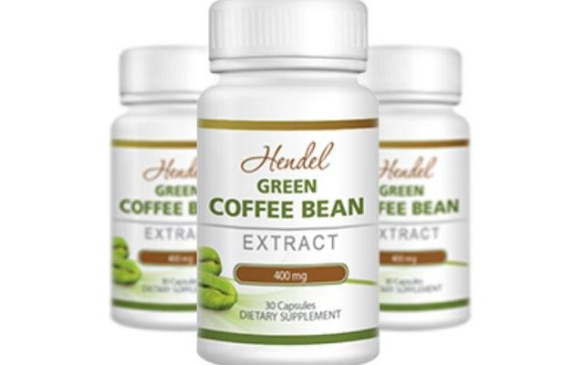 thực phẩm giảm cân Green coffee bean extract