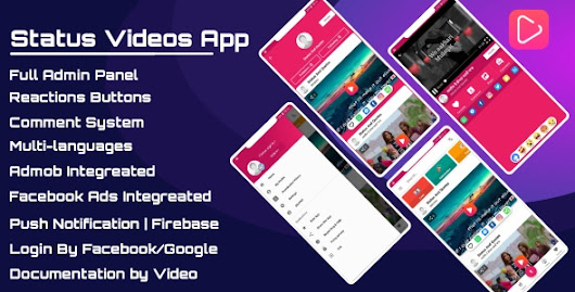 Status Videos App - Pro Nullled v1.3