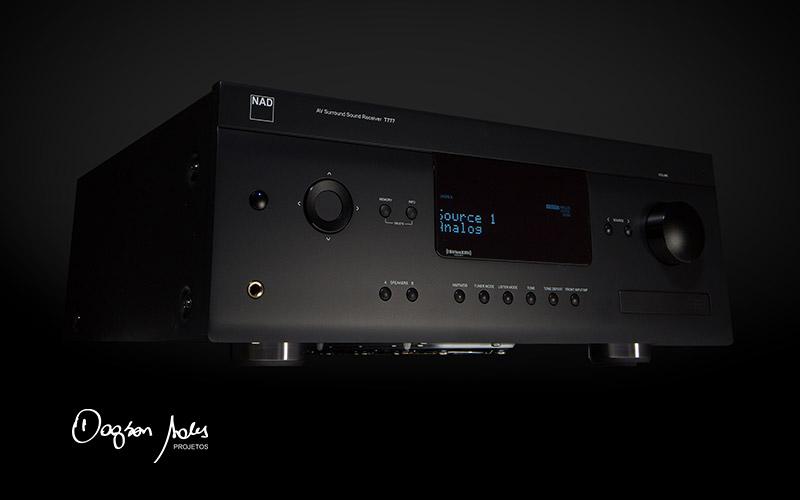 Receivers e processadores NAD agora contam com tecnologia 4K e Dolby Atmos | Dagson Sales Projetos