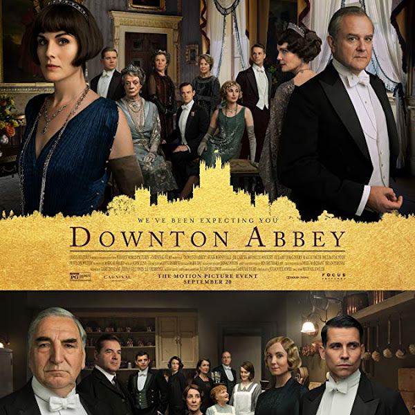 3 Mini Film Reviews: DOWNTON ABBEY (2019), ALADDIN (2019), THE AFTERMATH (2019)