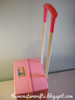 Barbie Traveling House