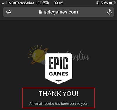 Cara Mengatasi Error Gagal Beli di Epic Games