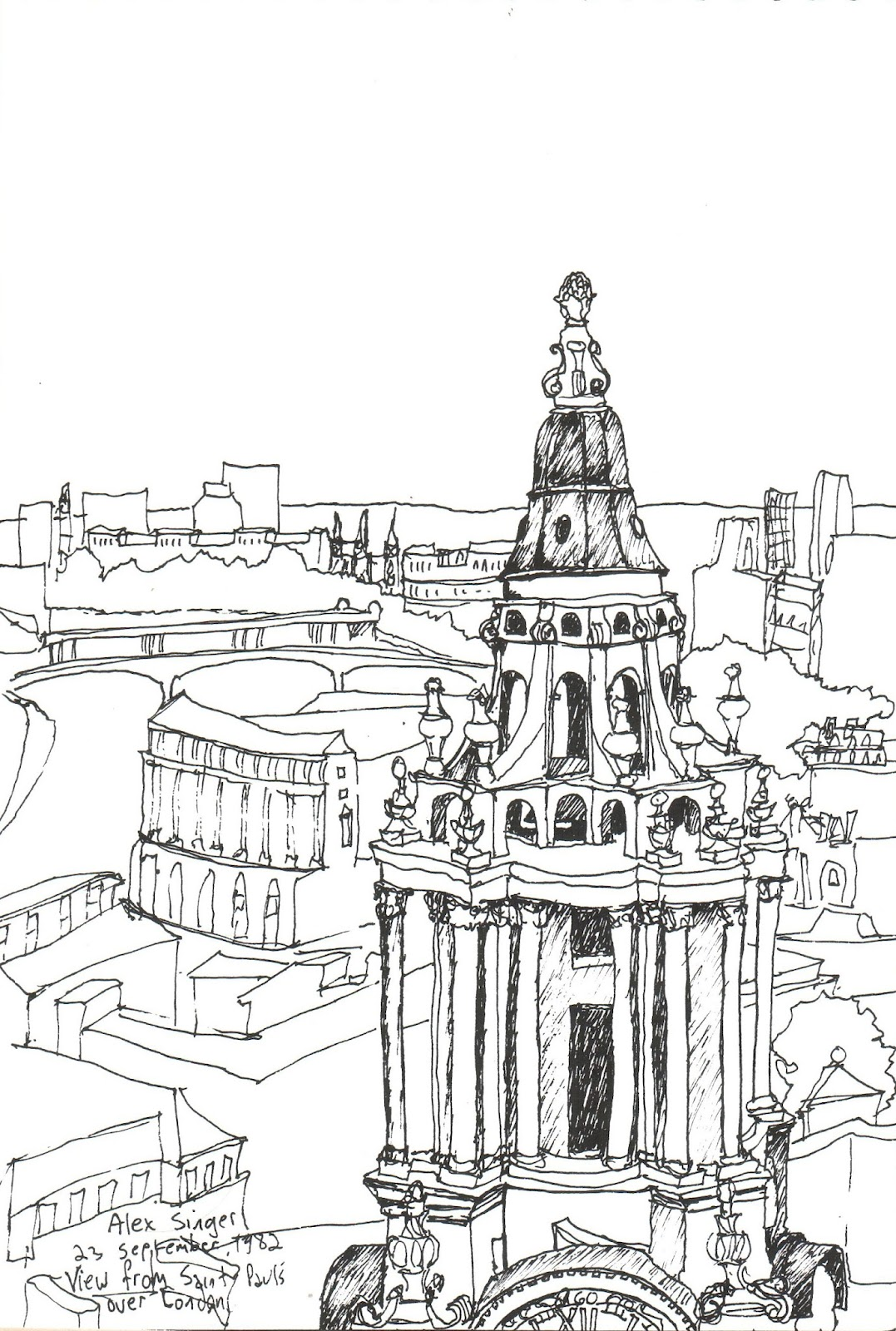 Solomon Builds Temple Coloring Page Free Sketch Coloring Page