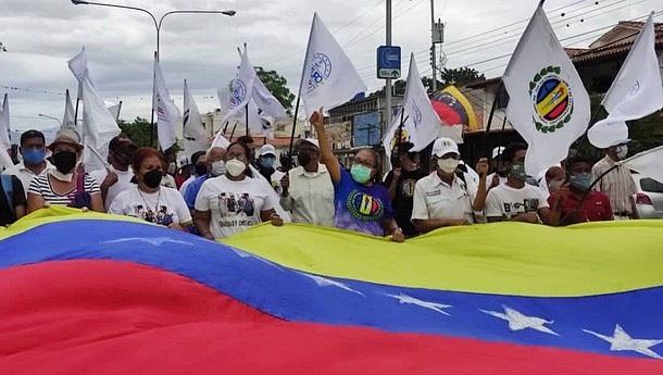 """EN EL TOCUYO: AD LARA IMPULSA """"ACUERDO DE SALVACIÓN NACIONAL"""""""