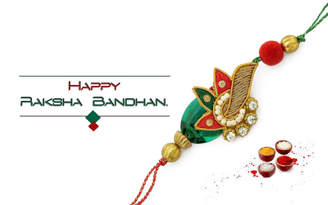 rakhi wishes to brother