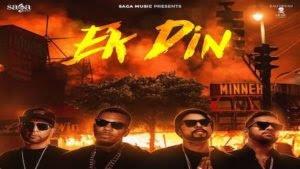 Ek Din Lyrics – Bohemia | Karan Aujla