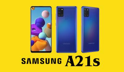 Spesifikasi Samsung A21s