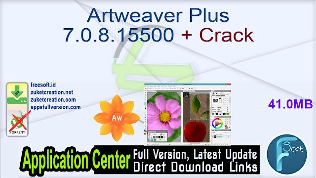 Artweaver Plus 7.0.8.15500 + Crack