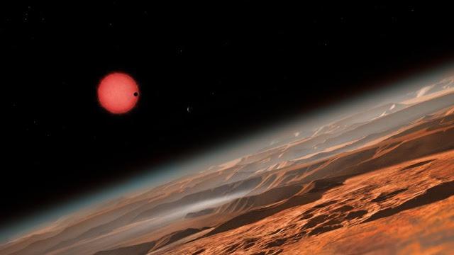 Ανακαλύφθηκε ο δεύτερος κοντινότερος εξωπλανήτης- Tρεις φορές μεγαλύτερος από τη Γη