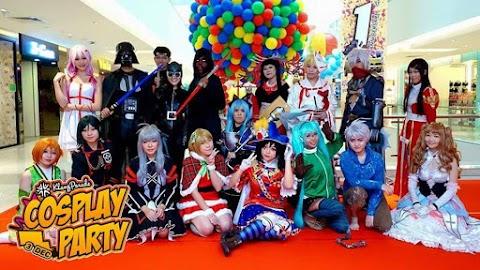 【有奖活动】第三届雪州巴生百利广场角色扮演比赛 Cosplay Party 3.0 by Klang Parade