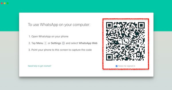 Cara Menggunakan WhatsApp Via Web Di PC