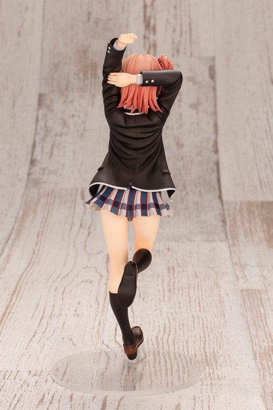 """Figuras: Relanzamiento de Yuigahama Yui de """"Yahari Ore no Seishun Love"""" - Kotobukiya"""