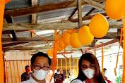 Wagub Steven Kandouw dan Ibu Kartika Devi Tanos Salurkan Hak Suara di TPS 10 Tanjung Batu