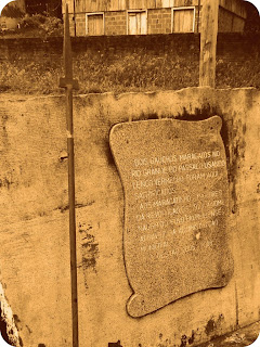 Monumento aos Maragatinhos, em Palmeira das Missões